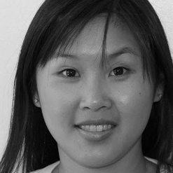 Andrea Huynh successful graduate